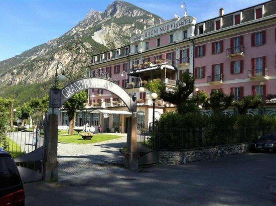Solarium bani vecchi picture of bagni di bormio spa - Hotel bagni vecchi a bormio ...
