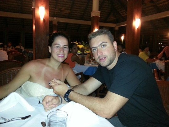 Vista Sol Punta Cana: Rest Italiano