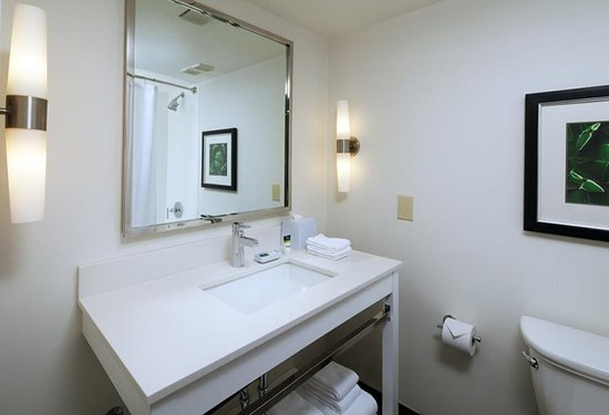 Four Points By Sheraton Phoenix South : Bathroom