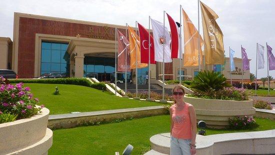 Rixos Sharm El Sheikh : Hotel