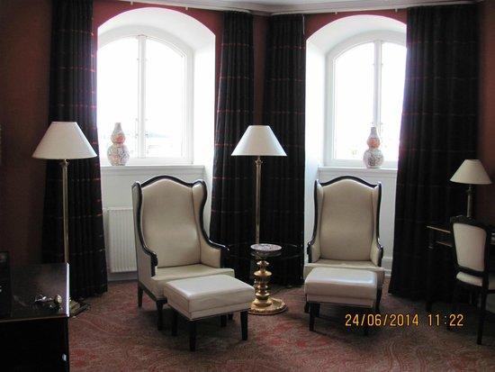 Hotel Royal: Room