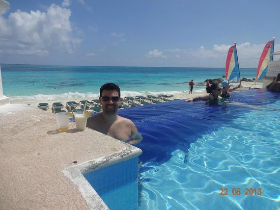 Hotel Riu Palace Las Americas: Piscina 2