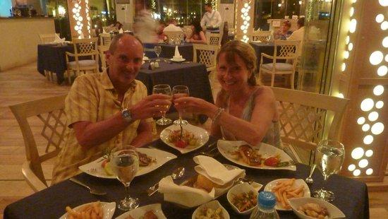 Rixos Sharm El Sheikh : Fish Restaurant