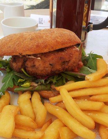 Brazz: Great Fish Burger