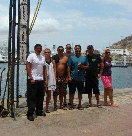 Marina Fiesta Resort & Spa: Harbor