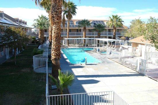 Clarion Hotel Ridgecrest Ca