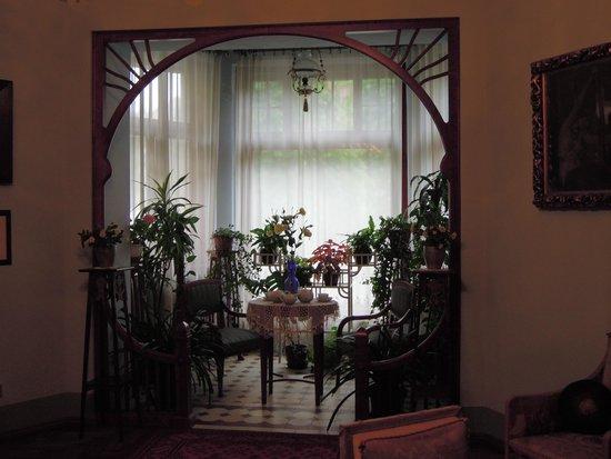 Musee Art Nouveau : prieeltje