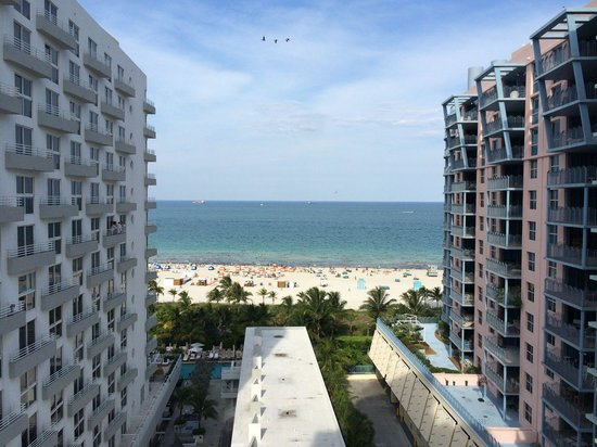 Royal Palm South Beach Miami, A Tribute Portfolio Resort: View from the room