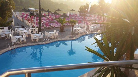 Club Jumbo Palma: piscine hotel