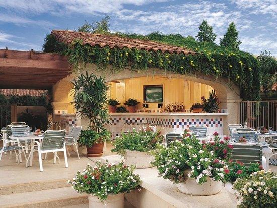 Scottsdale Plaza Resort: Cafe Cabana at the Main Pool