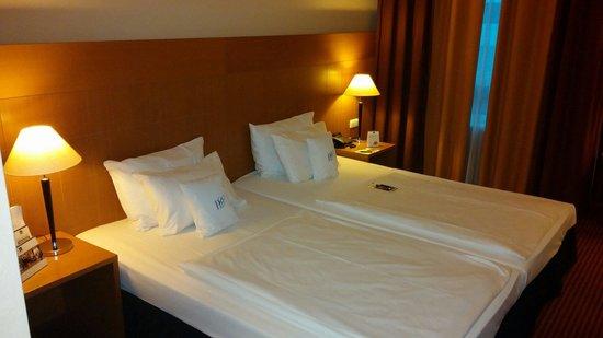 Hotel Park Consul Köln : Zimmer 216