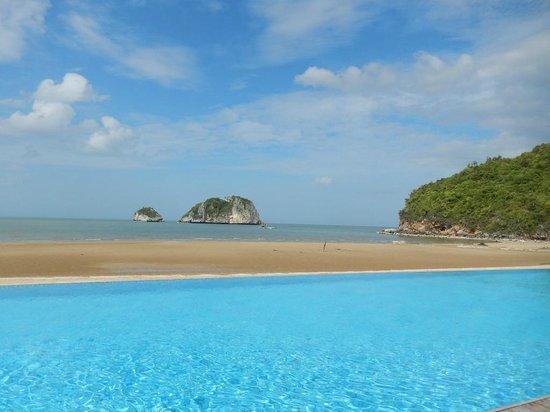 Hansar Pranburi Resort: Pool