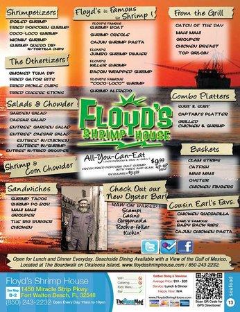 Floyd Restaurant Fort Walton Beach Fl