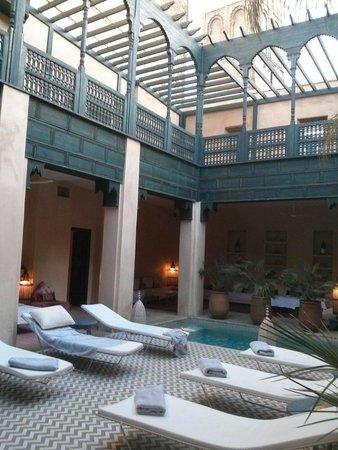 Hotel & Spa Riad Dar Bensouda: Pool