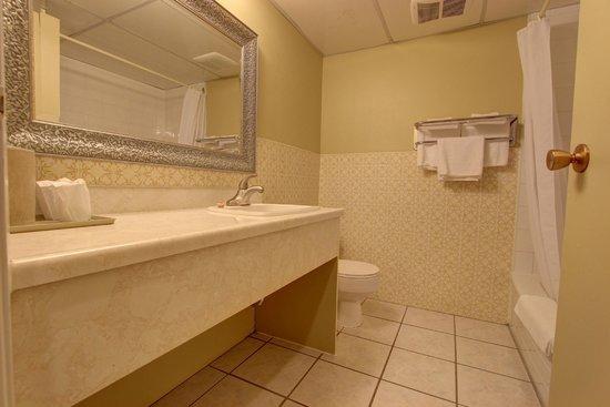 Owen Sound Inn: Bath room