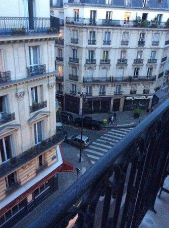 Hotel Gerando: balcony view