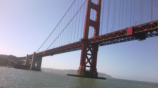 Golden Gate Bridge : Golden Gate