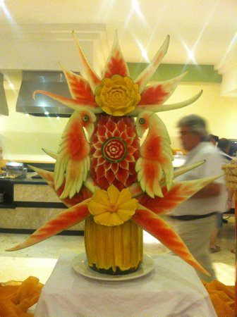 Grand Palladium Palace Resort Spa & Casino: restaurante