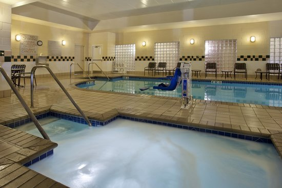 Attractive Hilton Garden Inn Minneapolis Eden Prairie: Unwind With A Dip In Our Pool  Or Relax Amazing Pictures