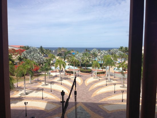 Marriott's St. Kitts Beach Club: View from 3rd floor of hotel