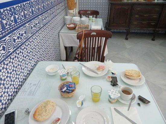 Nuevo Hotel: Frühstück