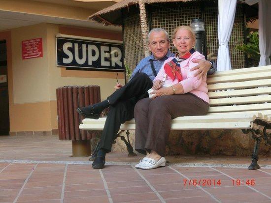 Suite Hotel Elba Castillo San Jorge & Antigua: areas de descanso dentro del hotel