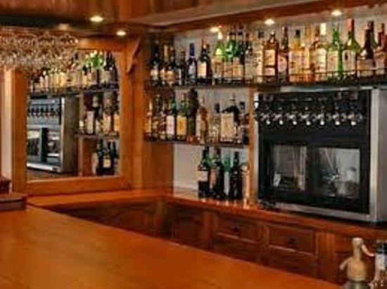 Hotel Sierra Nevada: Bar