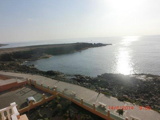 Suite Hotel Elba Castillo San Jorge & Antigua : Vista desde el hotel