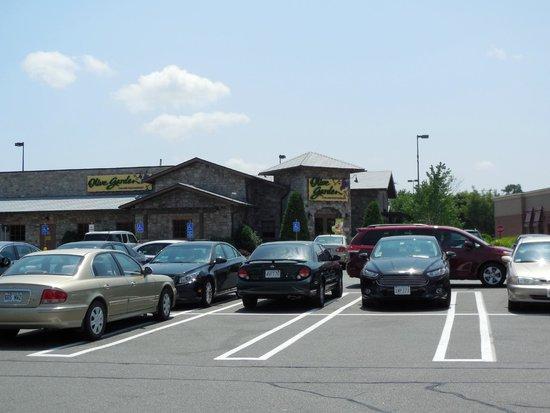 Olive Garden - Picture of Olive Garden, Boston - TripAdvisor