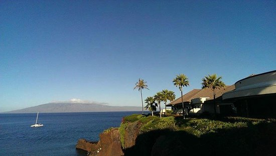 Sheraton Maui Resort & Spa: near club lounge