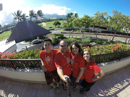Sheraton Maui Resort & Spa: family shot
