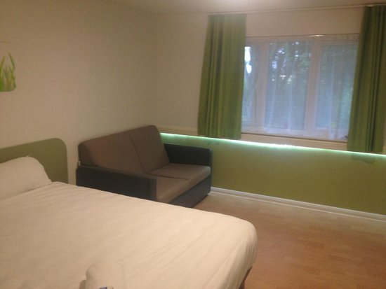 Ibis Budget Knutsford Tabley : Bedroom