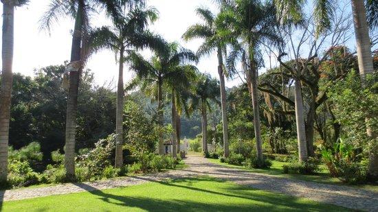 Hotel Fazenda Florenca: Jardins