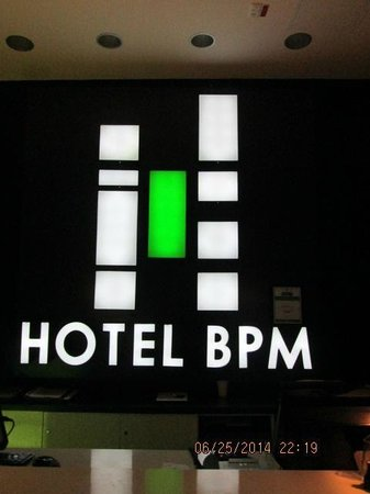 Hotel BPM Brooklyn : lobby