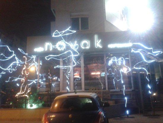 "IN Hotel Belgrade: ""Novak Café & Restaurant"""