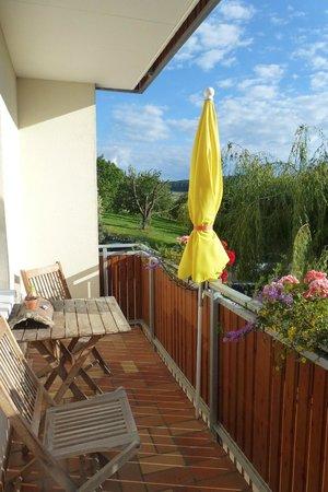 Haus am Blauenbach : balcony