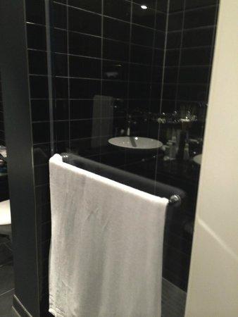 Park Hotel Amsterdam: Banheiro