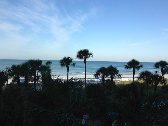 Resort at Longboat Key Club : Our view from the 3rd floor