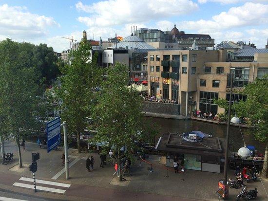 Park Hotel Amsterdam: Vista da suíte/quarto andar