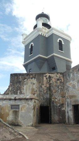 Site historique national de San Juan : Tower