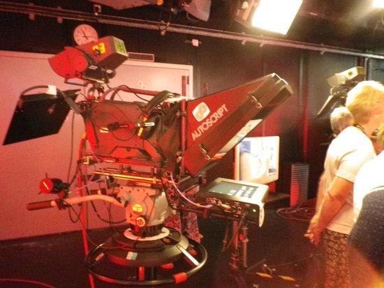 BBC Birmingham Tours: In the News Studio