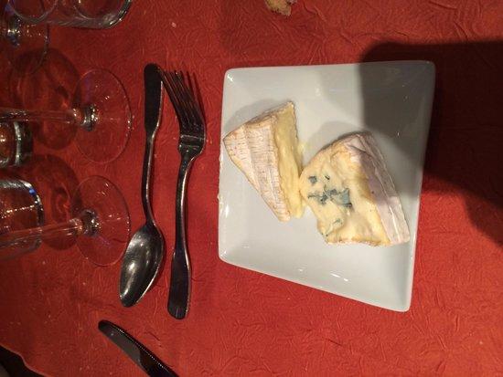La Tonnelle : Le fameux fromage