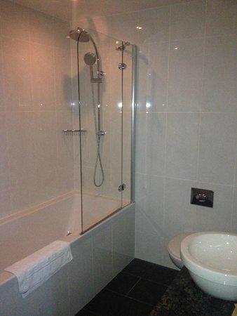 The Kinmel: Nice bath/shower