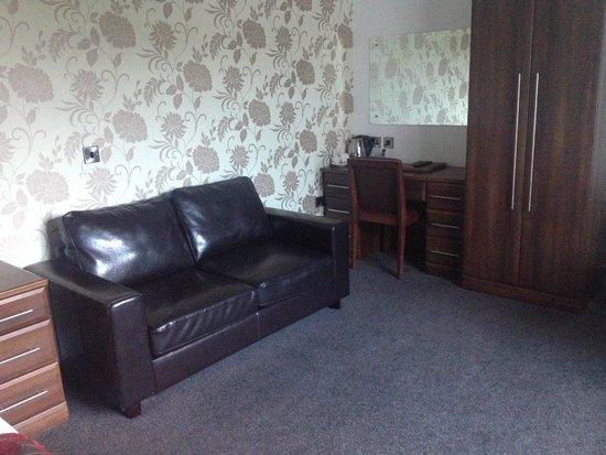 The Kinmel: Bedroom