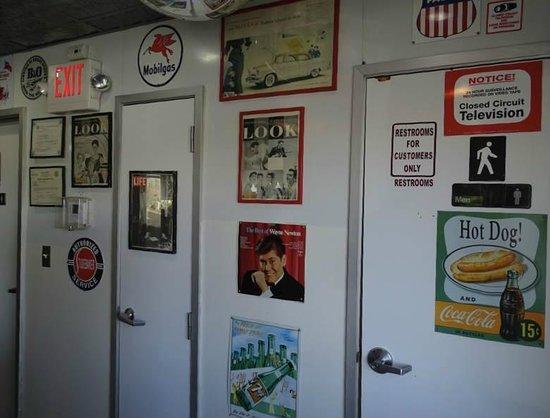 Rio Grande Diner: décoration sobre et de bon goût