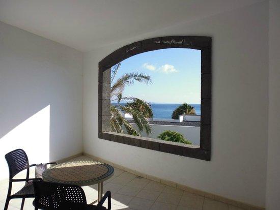 Gran Castillo Tagoro Family & Fun Playa Blanca: our balcony