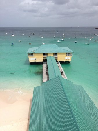 Radisson Aquatica Resort Barbados: View from Ocean View Room