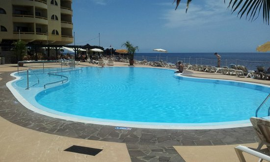 Pestana Palms Ocean Aparthotel: Swimming pool