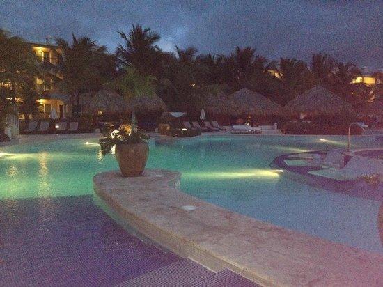 The Reserve at Paradisus Punta Cana : Beautiful pool area