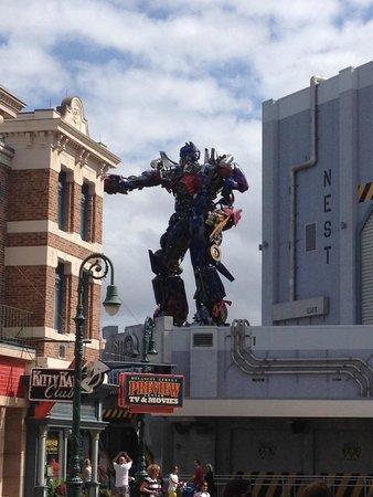 Universal's Islands of Adventure : Transformers